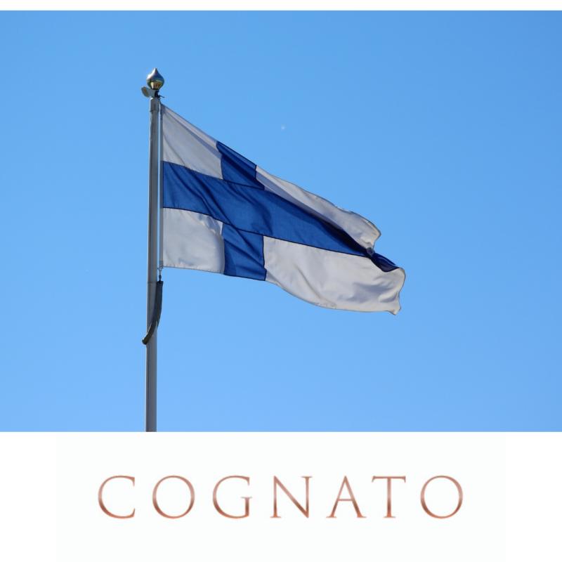 Cognato i Finland